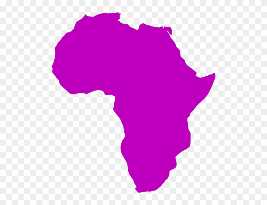 Country Of Africa Sticker Clipart (#460246).