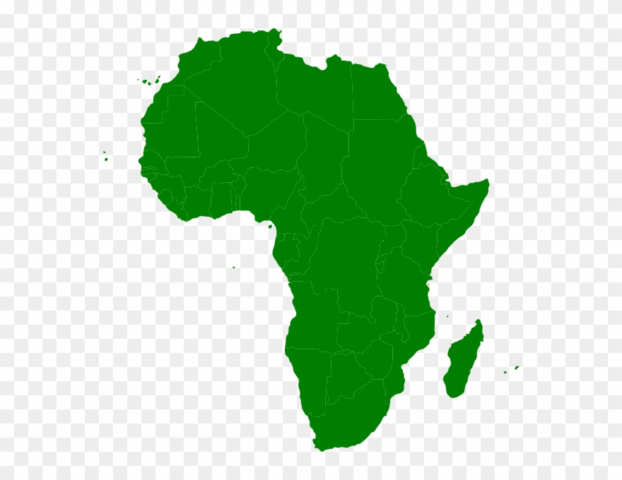 Africa clipart continent africa, Africa continent africa.
