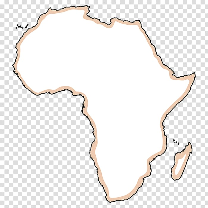 Africa , africa continent transparent background PNG clipart.
