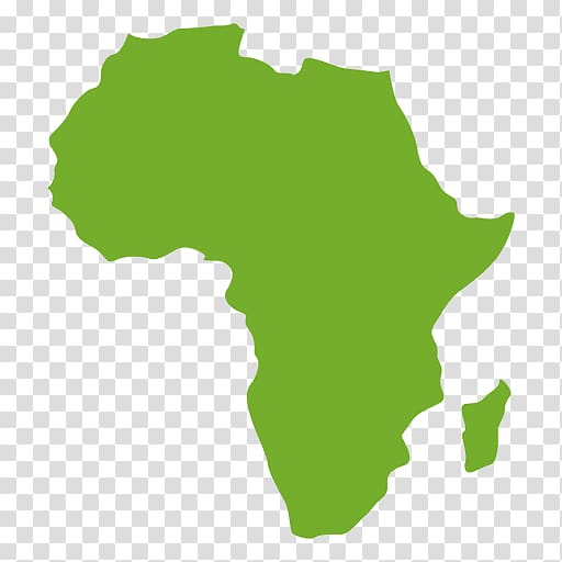 Africa World map, Africa transparent background PNG clipart.
