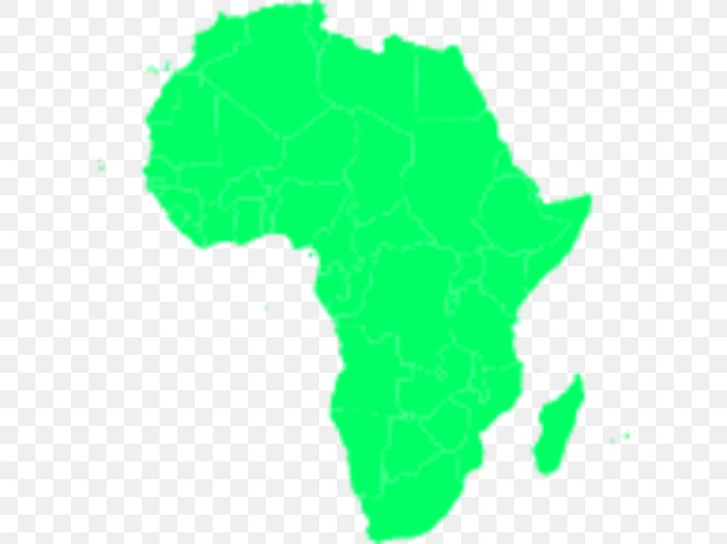 Africa Continent Map Clip Art, PNG, 600x613px, Africa, Area.