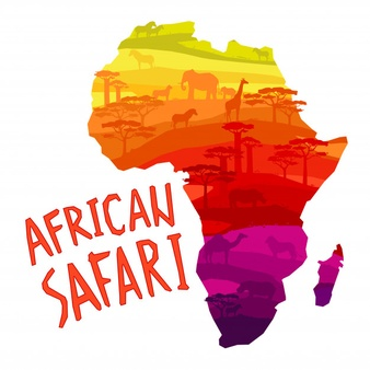 Africa clipart psd Transparent pictures on F.