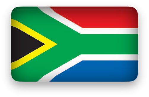 Free Animated South Africa Flag Gifs.