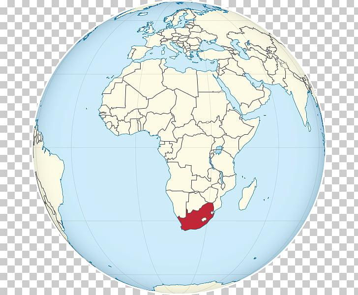 South Africa Globe World West Africa Earth, globe PNG.