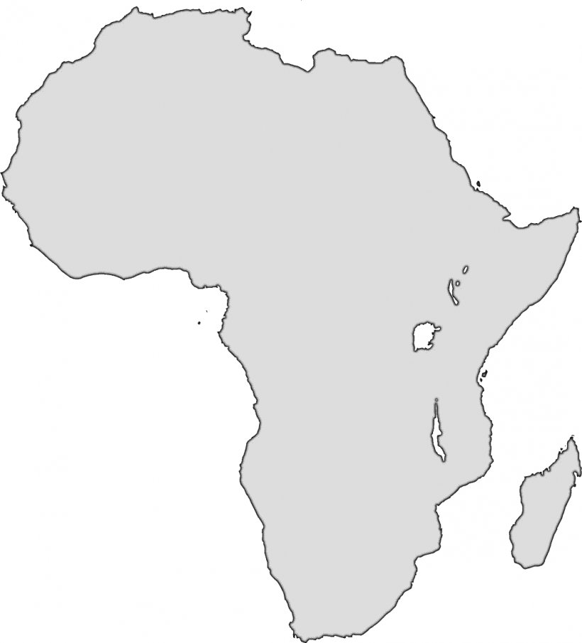 Africa Map Clip Art, PNG, 1054x1164px, Africa, Area, Black.