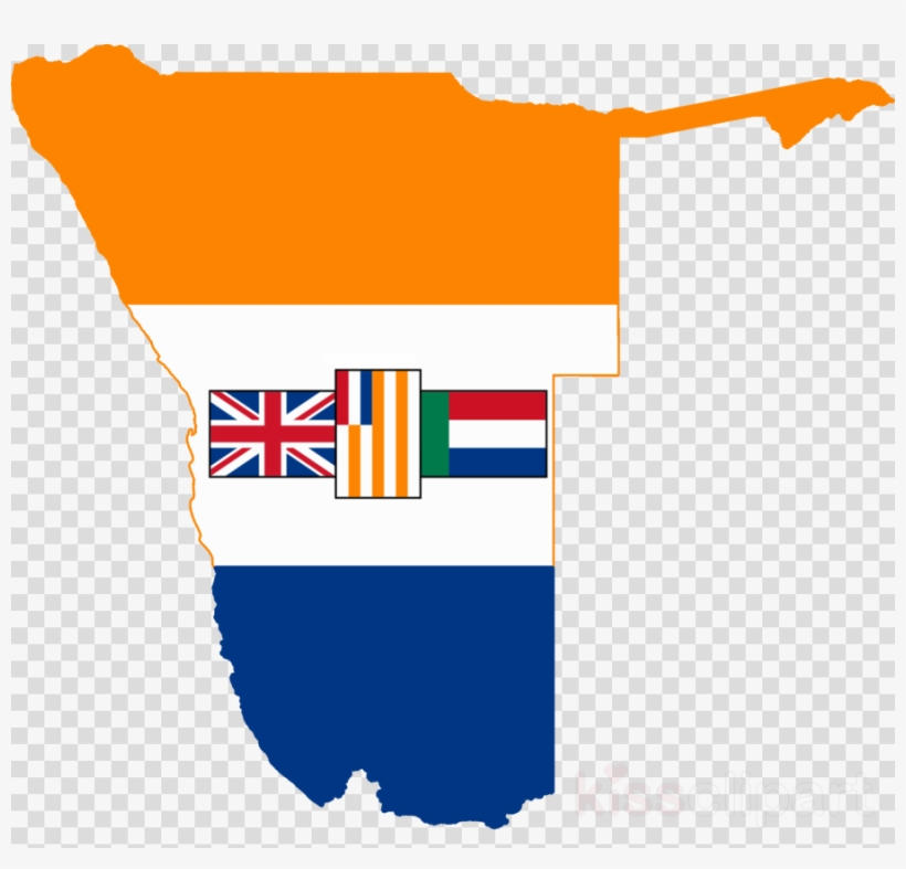Old South African Flag Map Clipart Flag Of South Africa.
