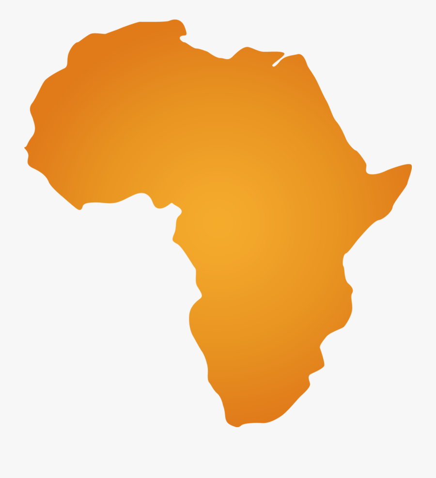 Map Of Africa Png , Free Transparent Clipart.
