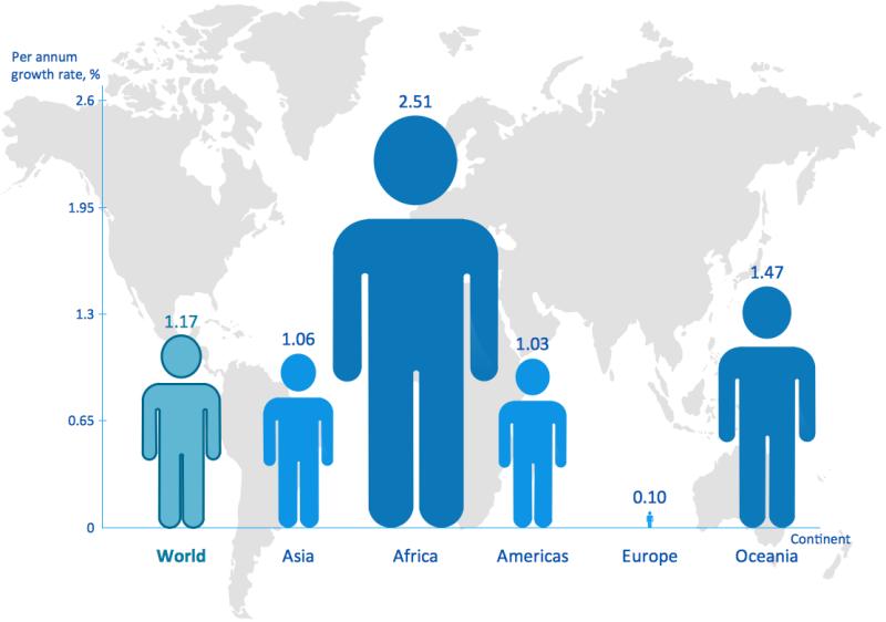 human population clipart #1.