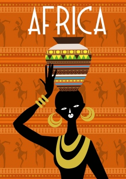Africa clipart poster, Africa poster Transparent FREE for.