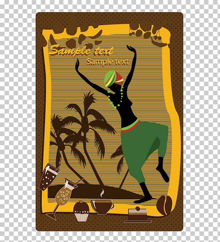 Africa Motif Pattern, Africa Woman Posters PNG clipart.