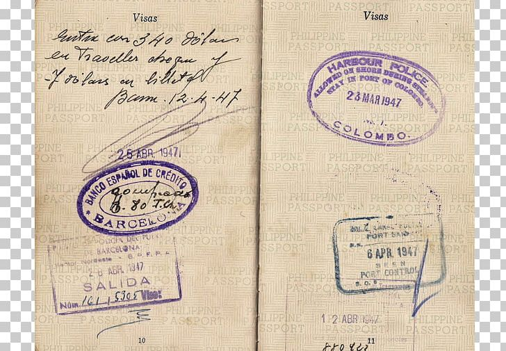 Philippine Passport Philippines Travel Visa South African.