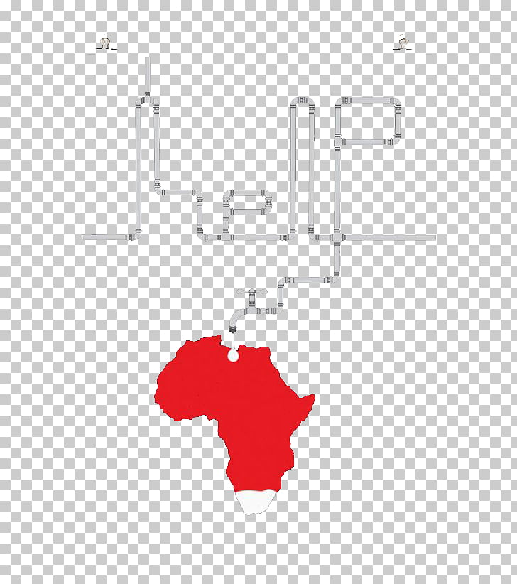 Africa Map Icon, Water and a map of Africa PNG clipart.