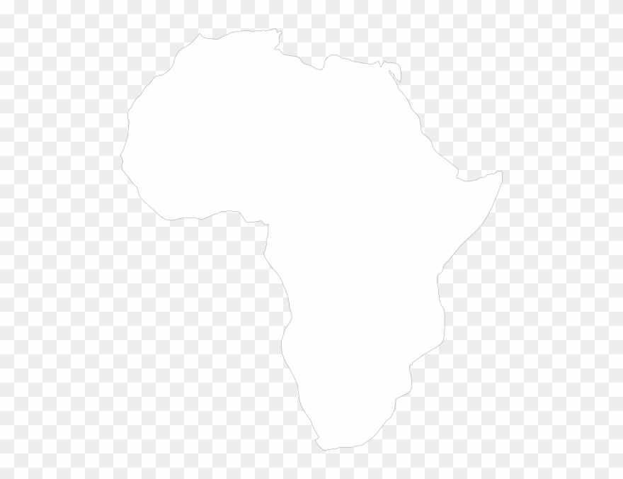 Picture Free Africa Clipart Black And White.