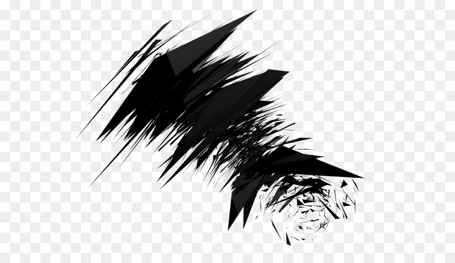 Black Abstract Background clipart.