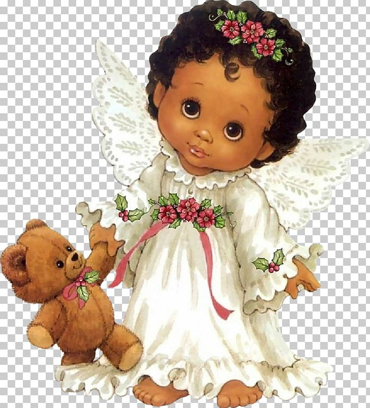 Cherub Angel Infant PNG, Clipart, African American, Angel, Art Angel.