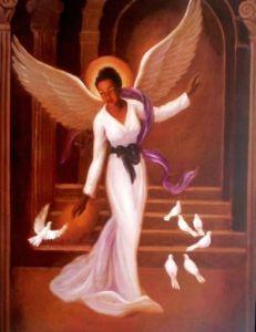 African American Angel Clip Art in 2019.