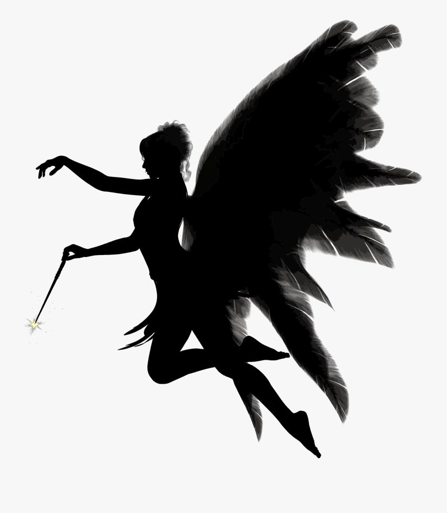 African American Angels Clip Art.