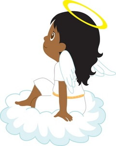 Free Angel Clipart Image 0071.