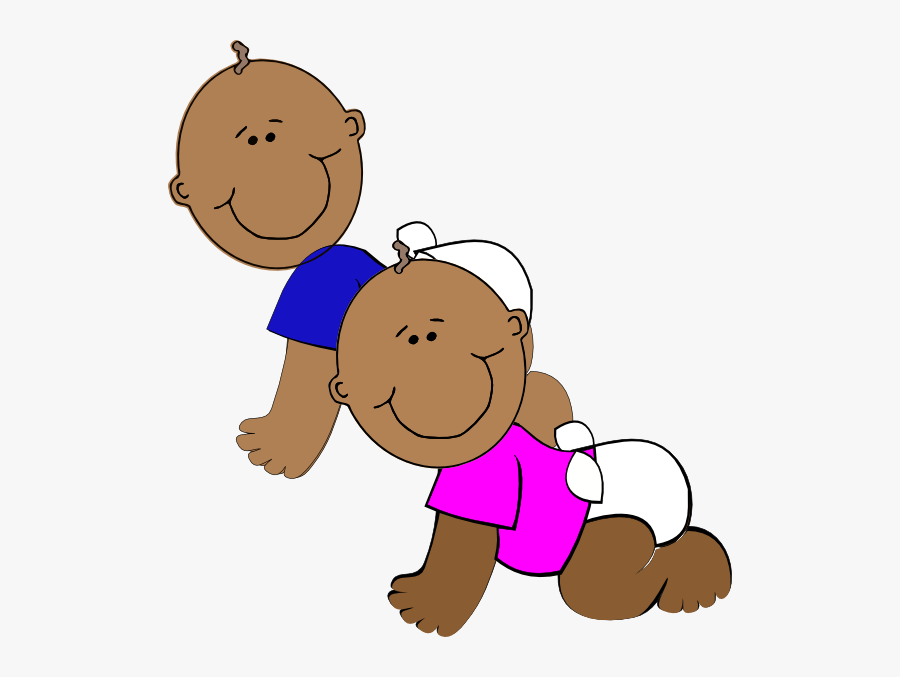 Baby Clipart African American.