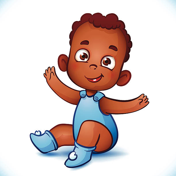 African american baby clipart » Clipart Station.