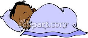 African American Baby Shower Clipart.