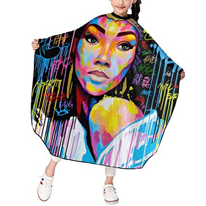 Amazon.com: QDLDQ African American Women with Afro Urban.