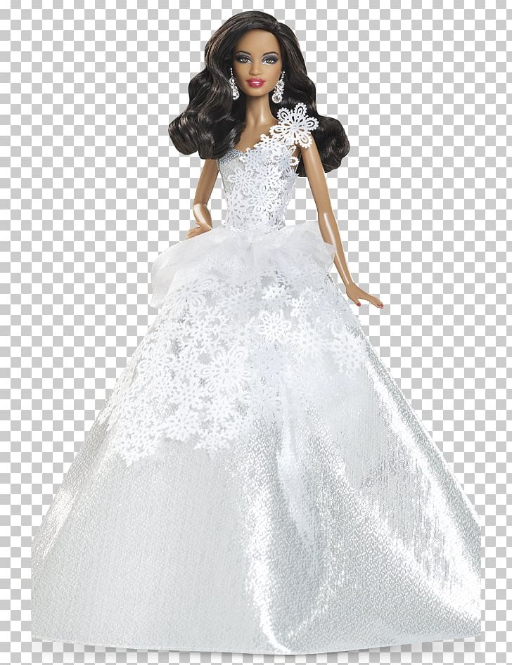 Barbie Doll Holiday Toy Collecting PNG, Clipart, African American.