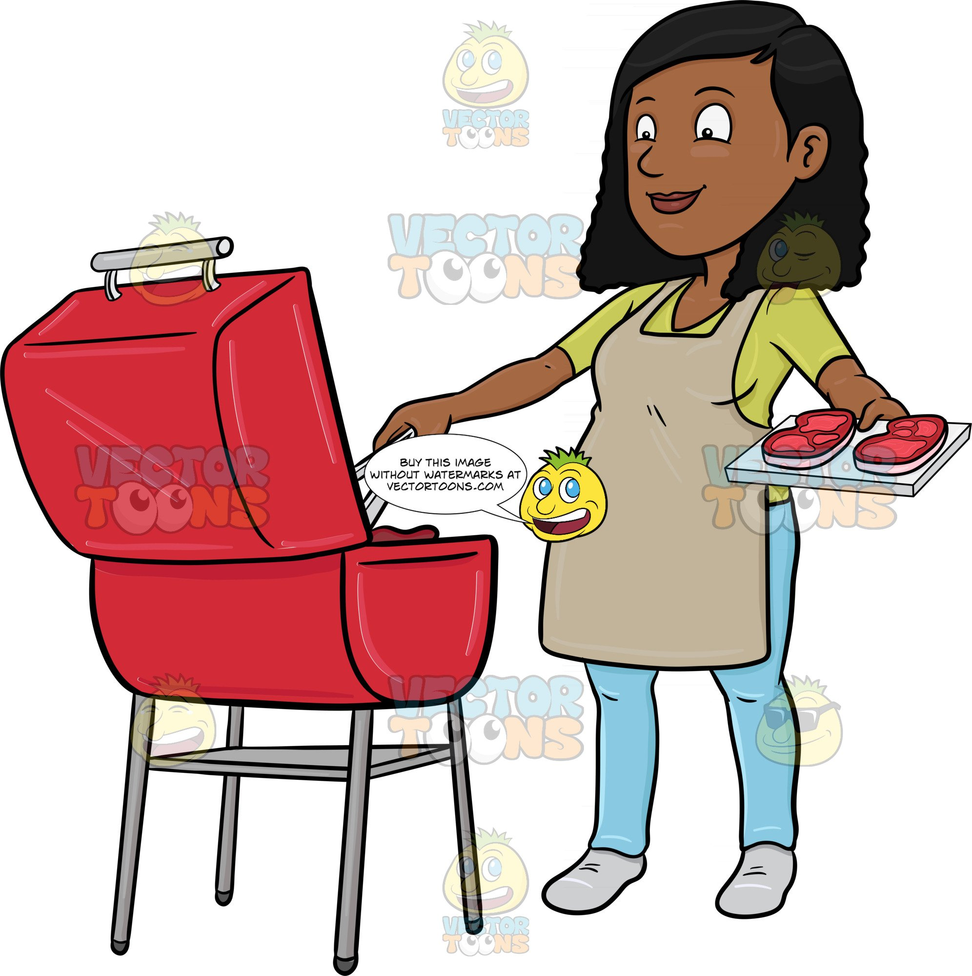 African american cookout clipart clipart images gallery for.