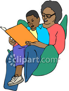 African American Boy And Mom Clipart Clipground