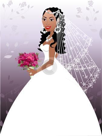 African Wedding Clipart.