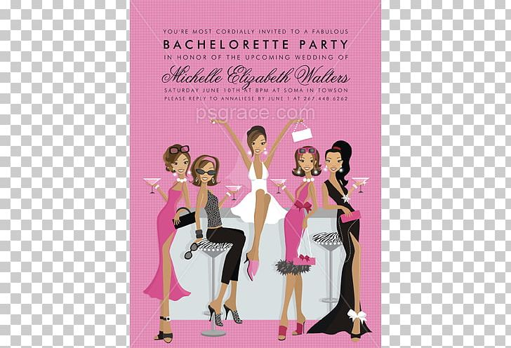 Wedding Invitation New Year\'s Day Bachelorette Party Baby.