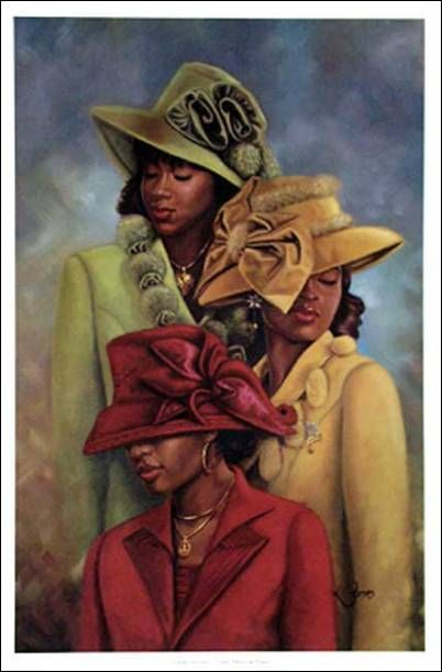 African American Church Bulletin Covers.