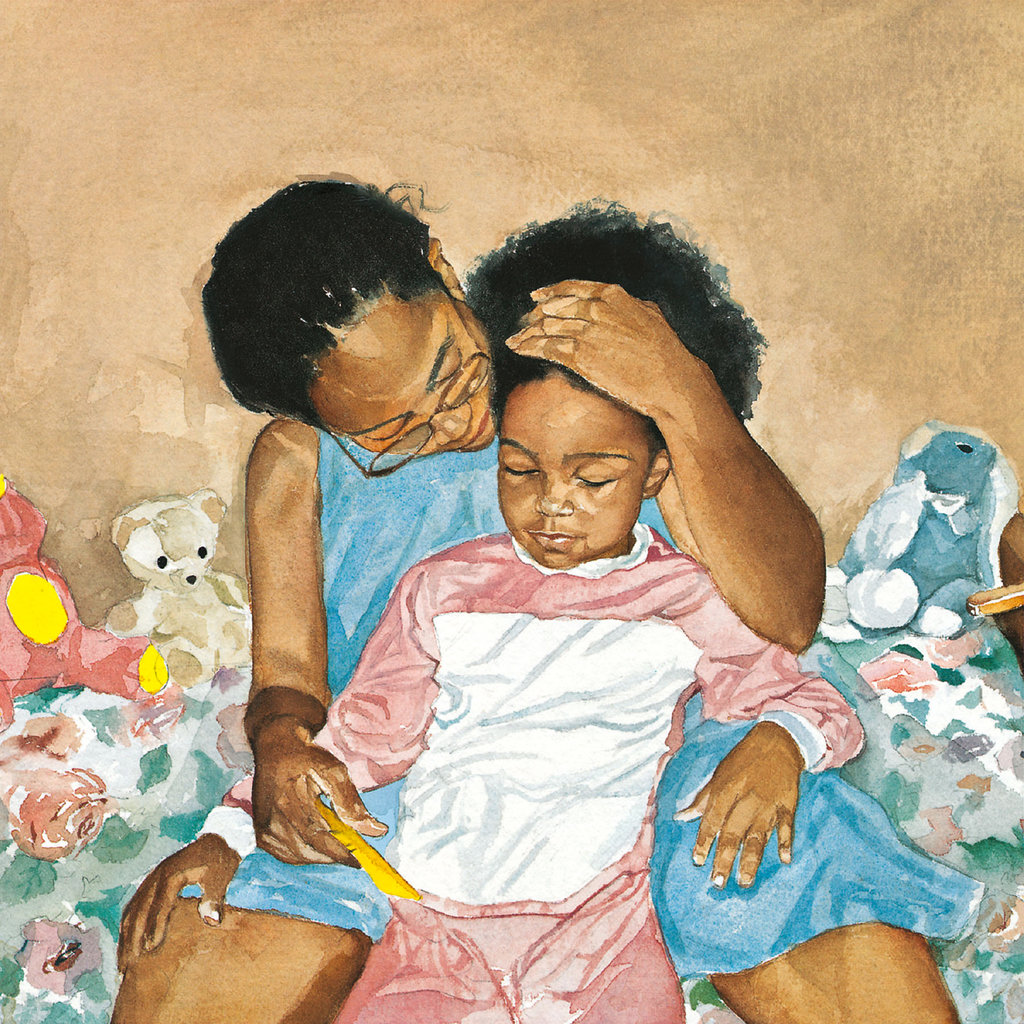 Why Do Kids\' Books About Black Hair Draw So Much Attention.
