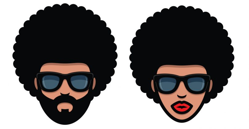 The Afro represents cultural change within Black Diaspora.