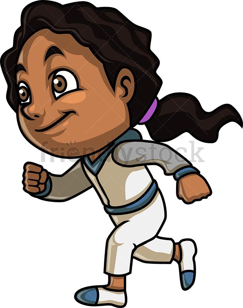 Black Girl Running in 2019.
