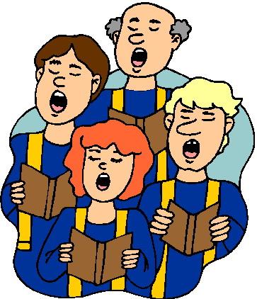 African american choir clipart kid 2.
