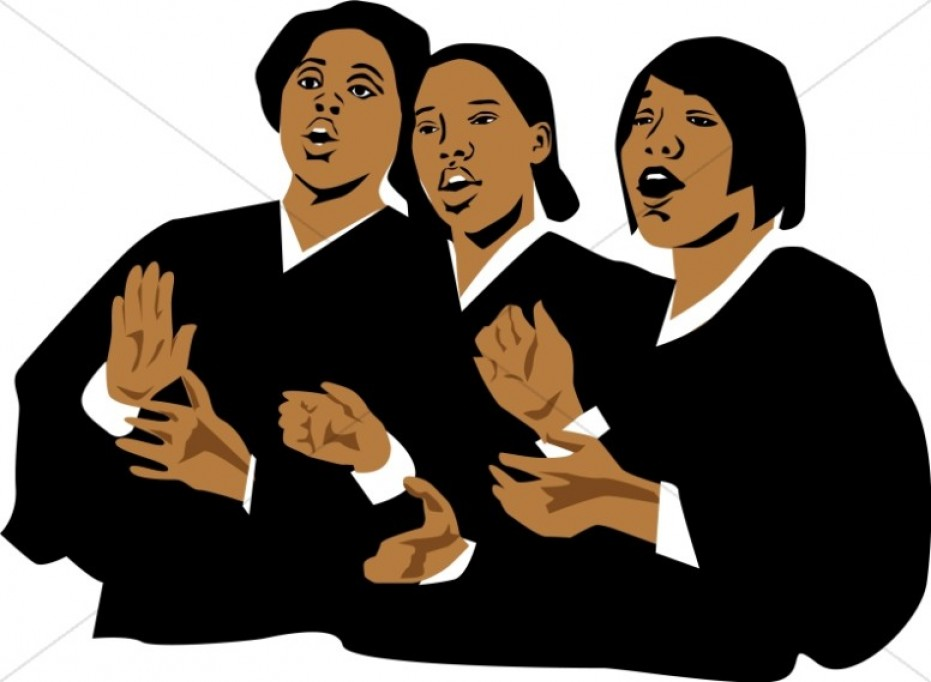 Free Black Choir Cliparts, Download Free Clip Art, Free Clip.