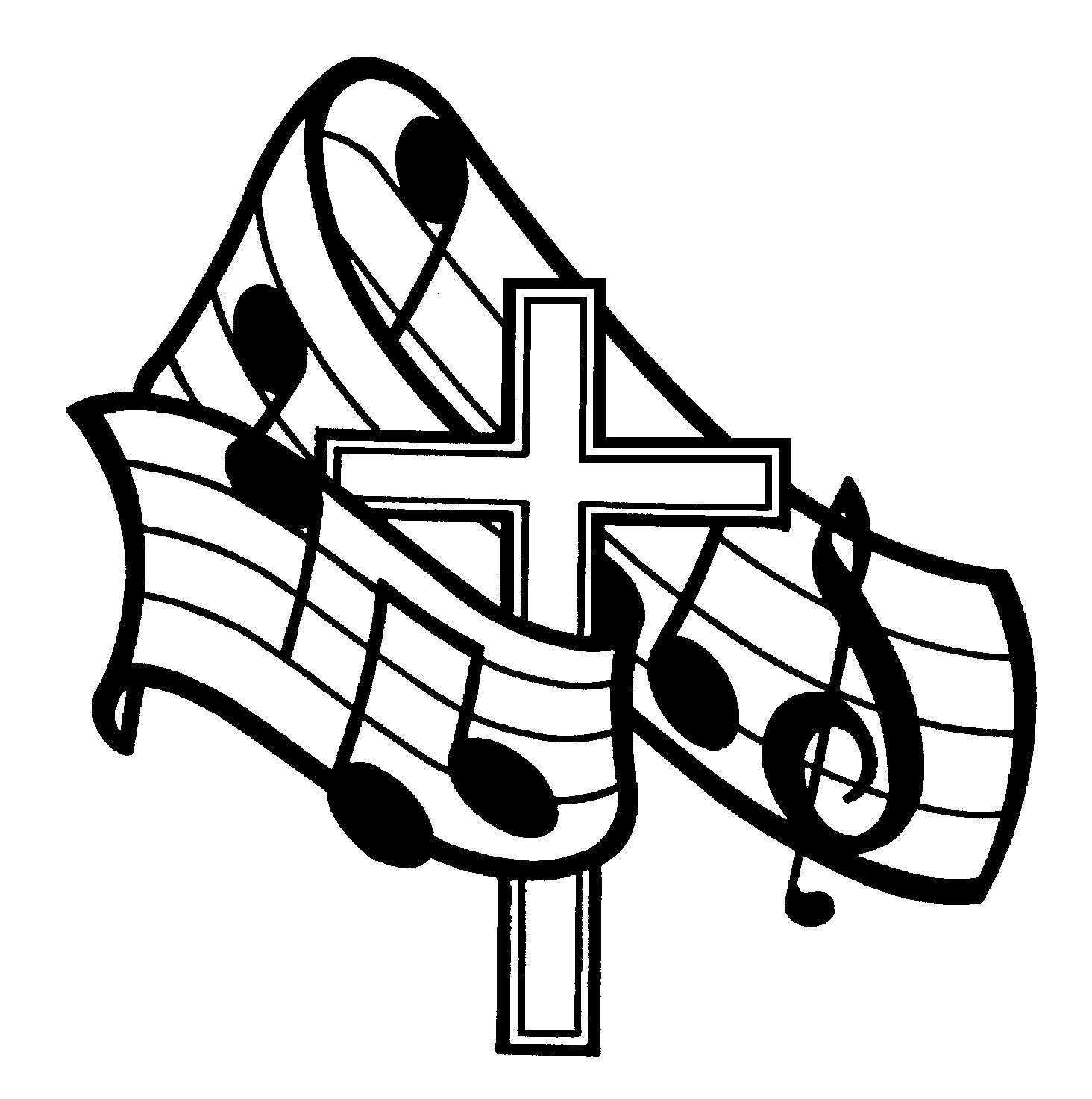 Choir Clipart.