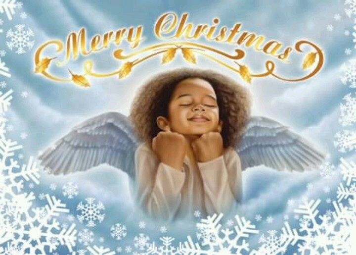 African American Christmas Clipart Religious.
