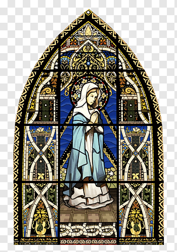 Church Glass cutout PNG & clipart images.