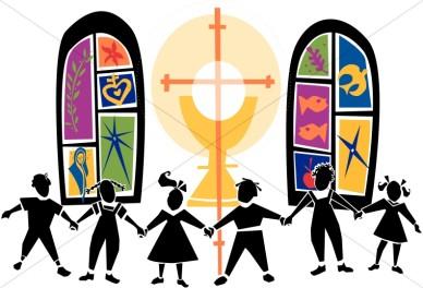 10466 Church free clipart.