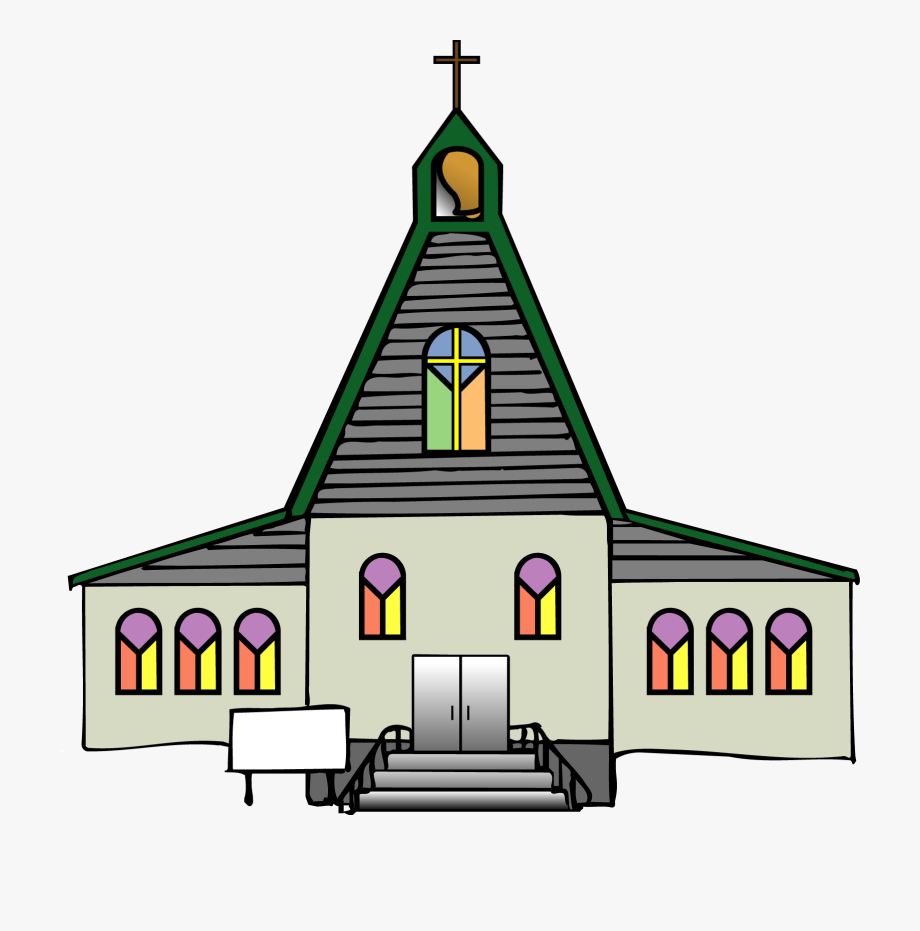 Black Church Clip Art Free Clipart Images.