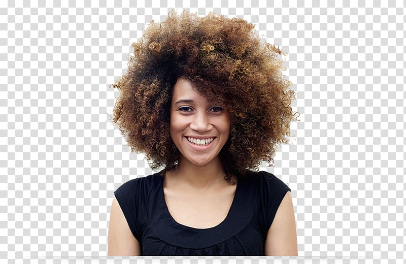 Smile African American Black Woman Afro, talents wanted.