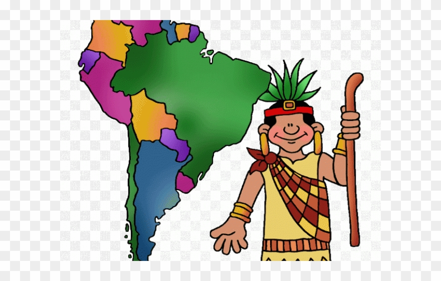 South America Clipart African American Culture.
