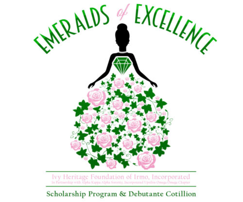 Emeralds of Excellence Debutante Cotillion.