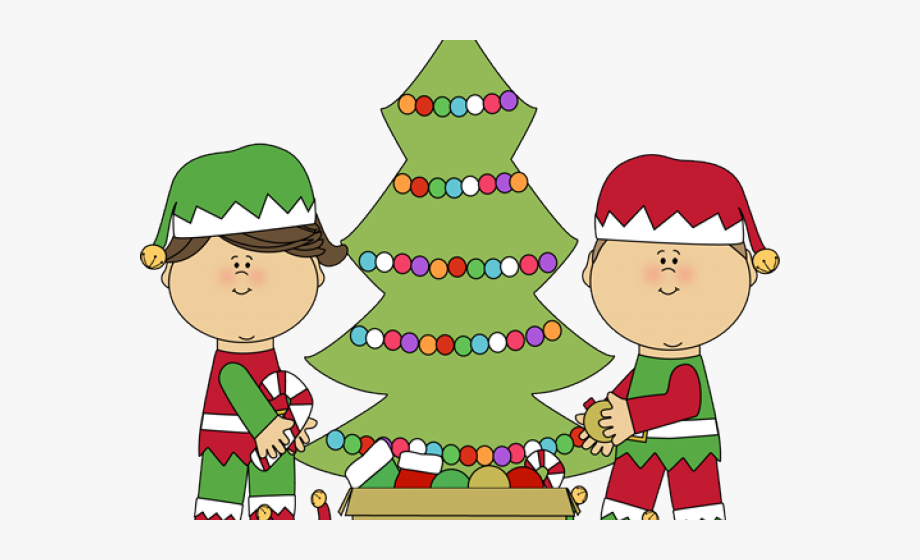 Cute Christmas Elf Clipart , Transparent Cartoon, Free.
