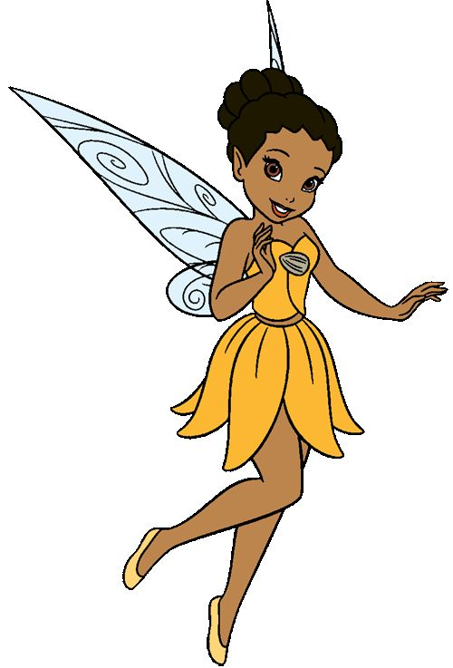 Fairy clipart african american, Fairy african american.