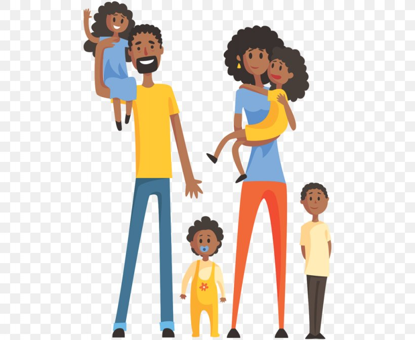 Family African American Clip Art, PNG, 1024x840px, Family.
