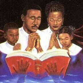 A Family That Prays Together in 2019.