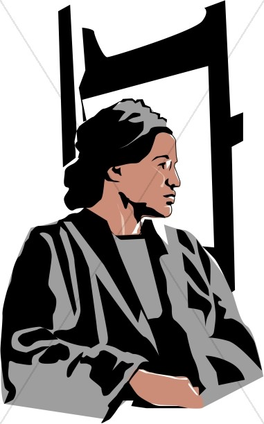Rosa Parks Begins the Civil Rights Movement.